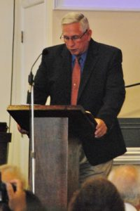 Pastor Weigel